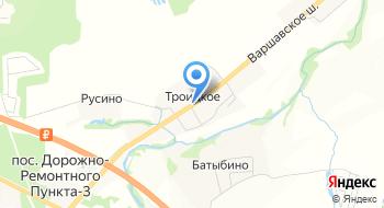 Миниавто на карте