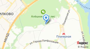 Герда на карте