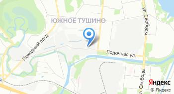 Студия Звезда дорог на карте