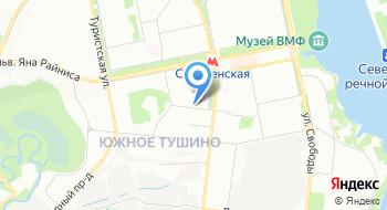Медик на карте