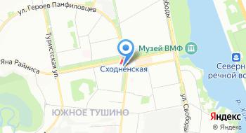 Мастерская Демидова на карте