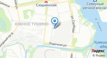 МетЭдАргоКапПроект на карте