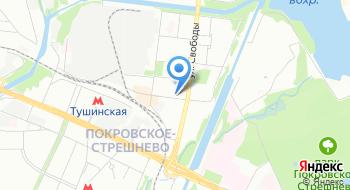 Центр Исследования Безопасности Информационных Технологий на карте
