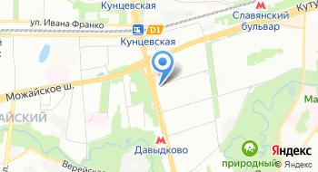 Автошкола при Академии Президента РФ на карте