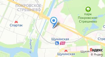 Интахо на карте