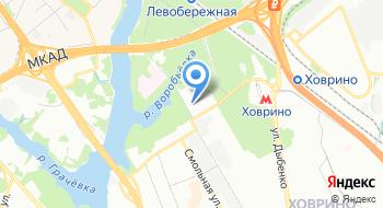 МосДор на карте