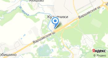 Ремонтно-Строительное предприятие МУП пос. Кузнечики на карте