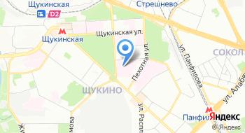 Центральный клинический военный госпиталь Федеральной службы безопасности Российской Федерации Хирургический корпус на карте