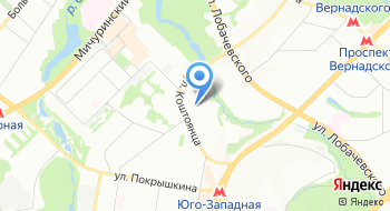 Центральный Спасательный Отряд Всероссийского Студенческого Корпуса Спасателей на карте