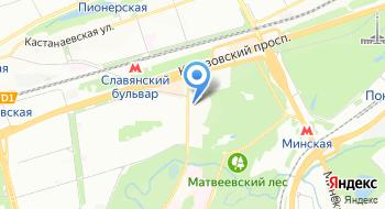 Агротурферма Новое село, офис на карте