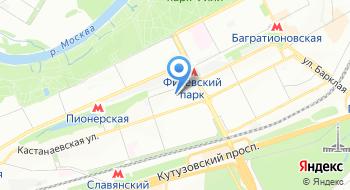 ГБУК г. Москвы ТКС Фили-Давыдково ДК Каравелла на карте