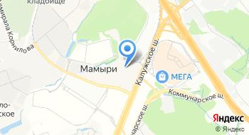 Дермантин-Шоп на карте