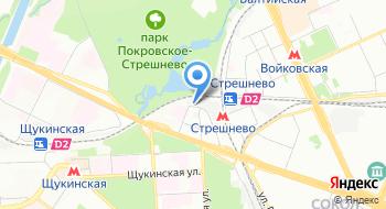 Автовинил на карте