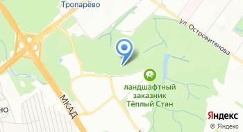 Ника-К на карте
