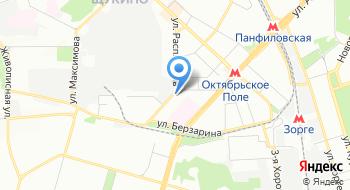 Агентство Эккон на карте