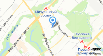 ФГБУ НИИ Восход на карте