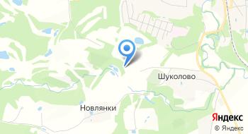 Горнолыжный клуб Леонида Тягачева на карте