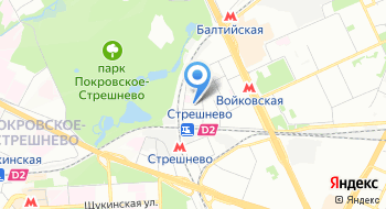 Школа и Дизайн на карте