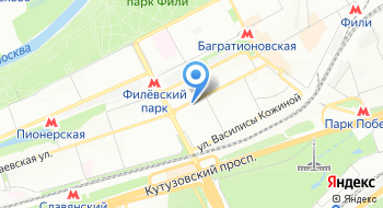 Олфарма на карте