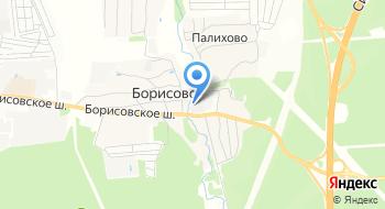 Деловой Союз 2000 на карте