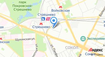 Микижа на карте