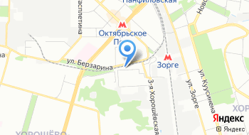 Ратник-А на карте