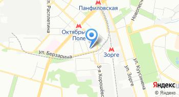 Решение на карте