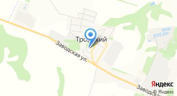 Межмуниципальный ОМВД России Алексеевский на карте