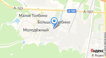 ИНПП ВНИИСТ-Подолье на карте