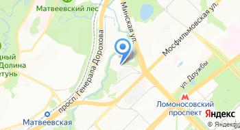 ПСК РЖД на карте