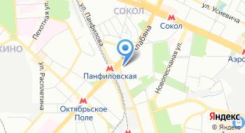 Неправительственный совет национальной безопасности России на карте
