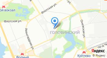 Автосервис mosvag Mobil1-центр Кронштадтский на карте