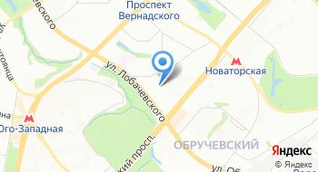 Автоателье AutoDStudia на карте