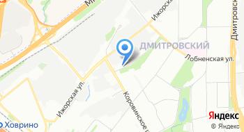 Типография Tipkor.ru на карте