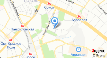 Deutsche Leasing Vostok на карте
