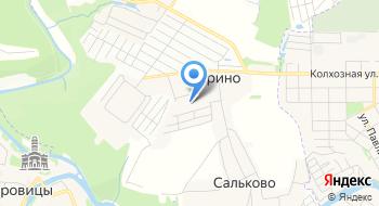 Компания Номитек на карте