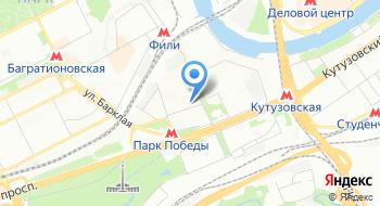 Мосгортранс, Филевский автобусно-троллейбусный парк на карте