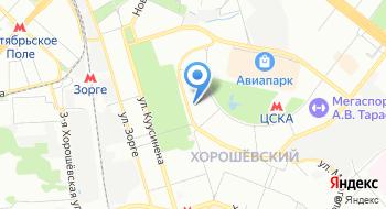 Клинский институт охраны и условия труда на карте