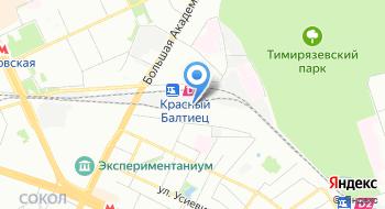 Музейно-производственный комплекс Паровозное депо Подмосковная на карте