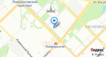 Учебно-опытный почвенно-экологический центр МГУ имени М.В. Ломоносова на карте