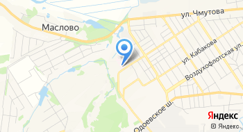 ГУЗ Городская больница № 10 г. Тулы на карте