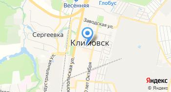 МФЦ городского округа Климовск на карте