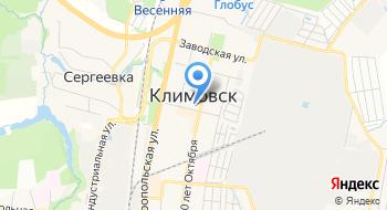 ХимТБ на карте