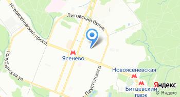 Автошкола Стимул БВИ на карте