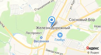 Новая Городская Служба Сервиса на карте
