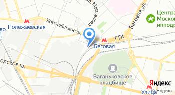 Тренинг-студия Рената Каримова на карте