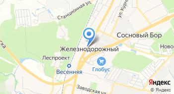 Магазин кондиционеров и инструментов на карте