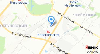 Московское конструкторское бюро Электрон на карте