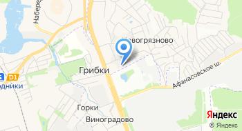 МСФ-Опалубка на карте