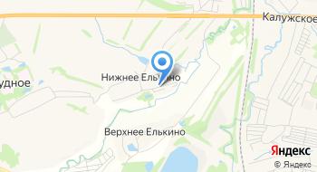 Мосгидротрейд на карте